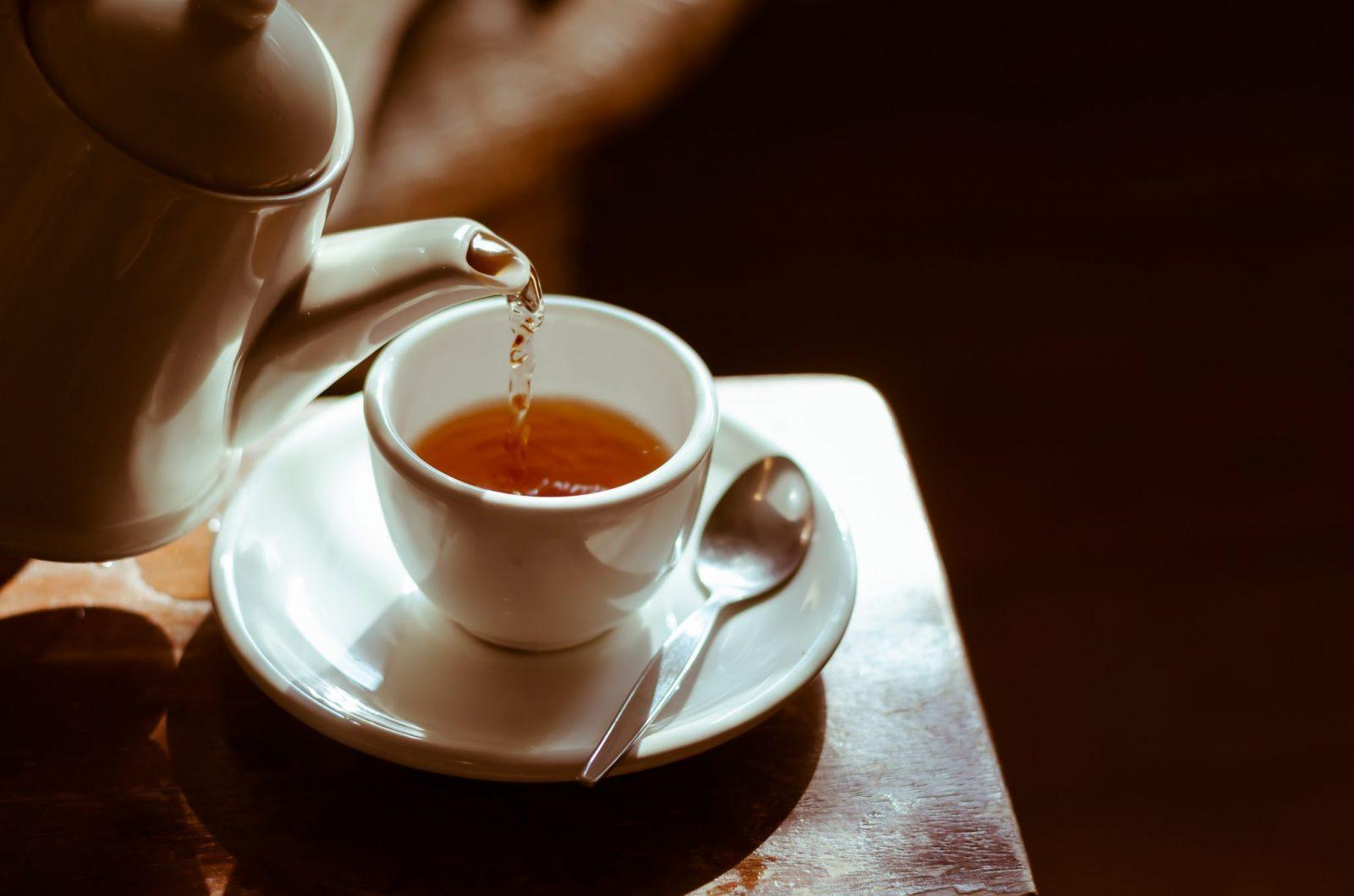 Benefits of Green tea and Black tea
