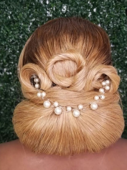 health and beauty home service hair styling