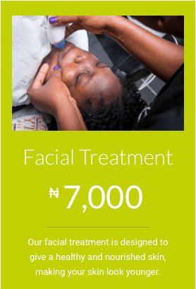 health and beauty home service facial treatment