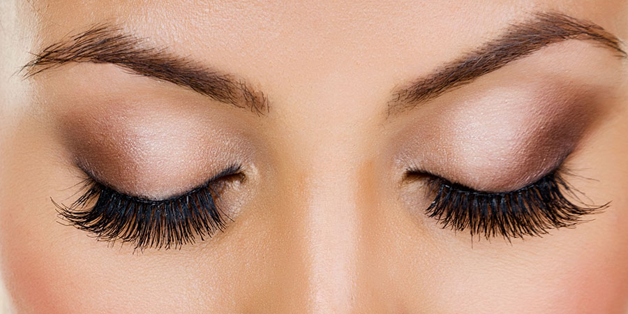 Glam up your lashes.