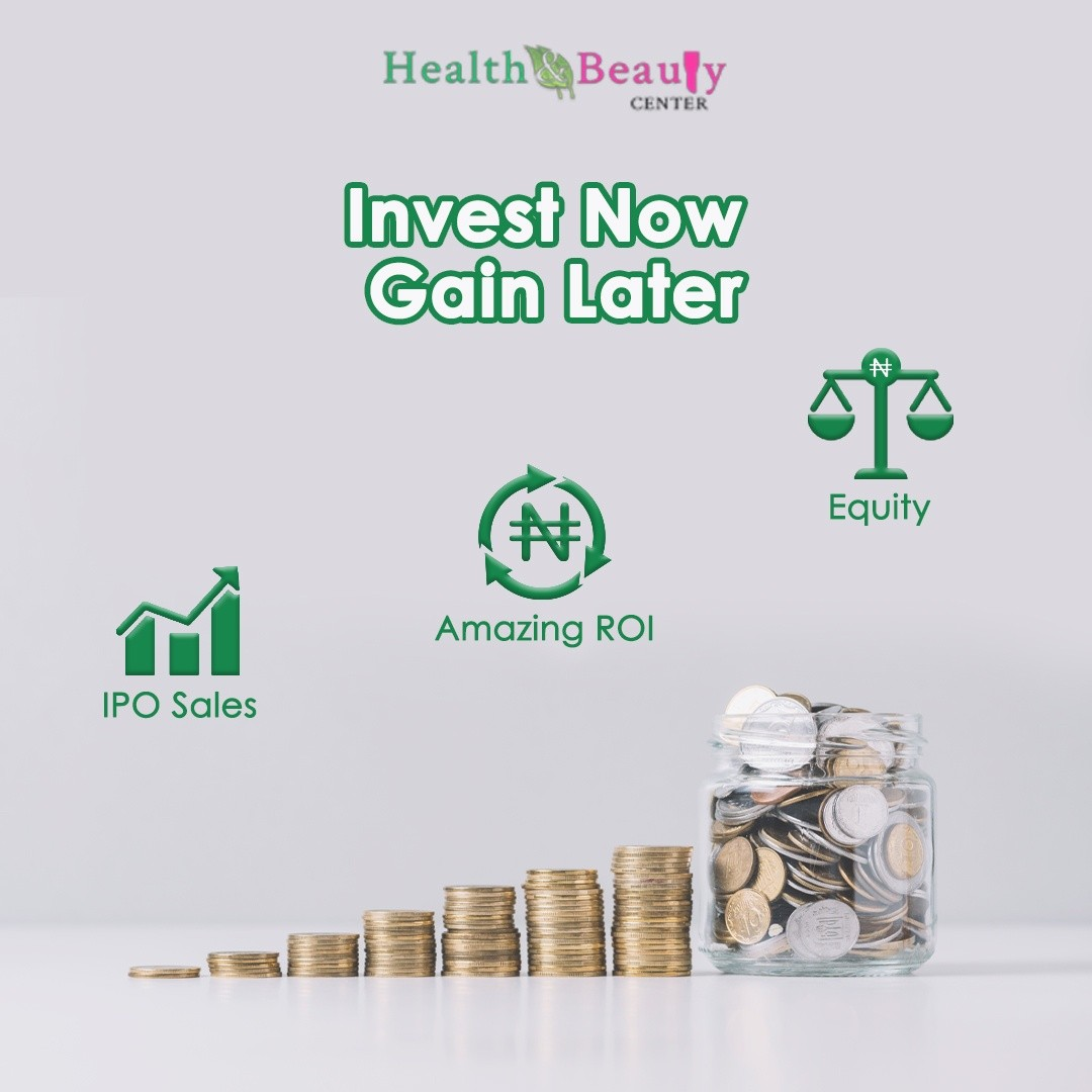Invest in Health and Beauty